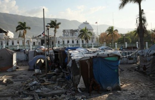Haiti Faces Challenges Housing a Nation