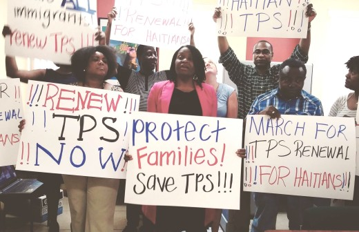 DHS' Six-Month TPS Extension Reflects Haiti's Current Condition Poorly