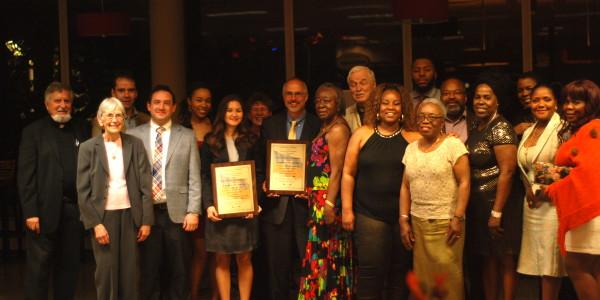 Cholera Justice Network Accepts HSNNE Award