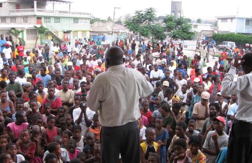 Le BAI Dénonce la Nomination d'un Ex-Tortionnaire du coup d'état sanglant du 30 septembre 1991 au soi-disant Haut Etat-Major des Forces Armées d'Haïti