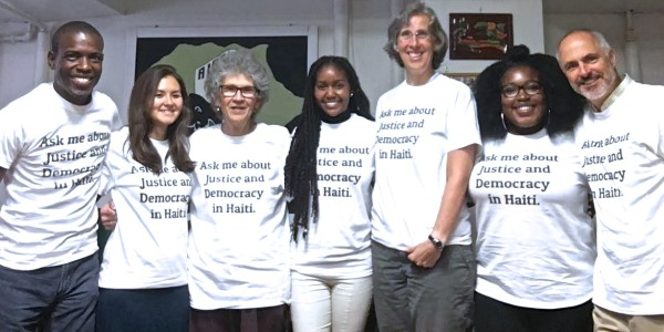IJDH Fall 2017-Spring 2018 Internships: Be Part of a Great Team Fighting for Cholera Justice, Human Rights and Democracy in Haiti