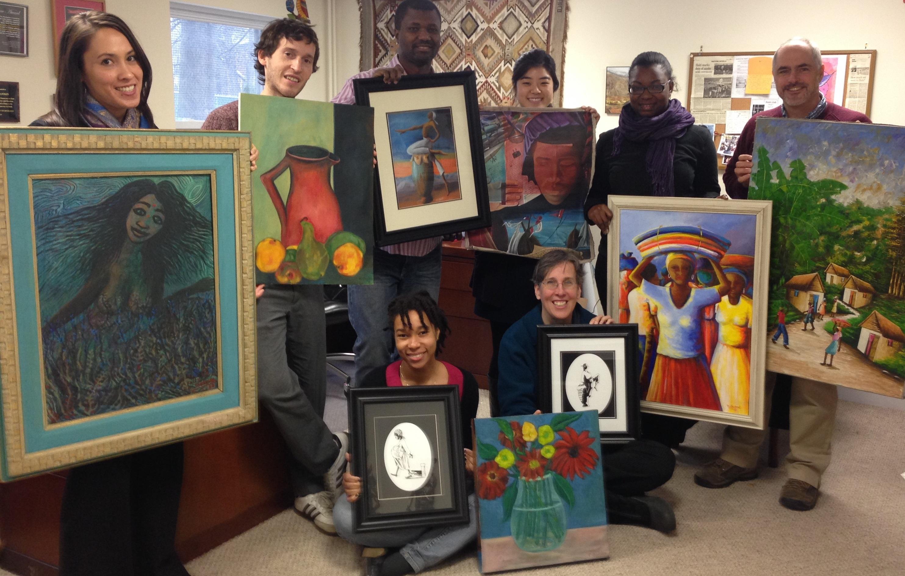 Art4Justice Auction