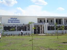 hopitale universitaire mirebalais