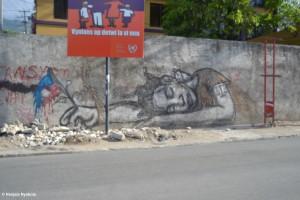GBV Graffiti - Nanjala