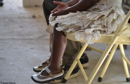 Justice pour les enfants haïtiennes abandonné par Les Casques bleus