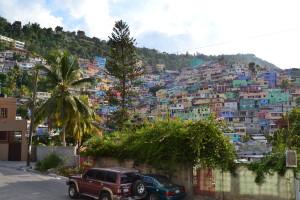 Shantytowns/Cities in Haiti