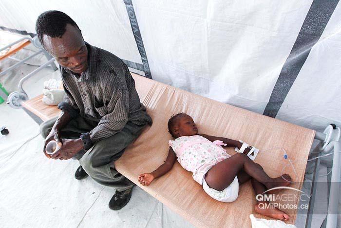 Sentinel - Cholera Cases Double