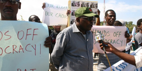 BAI and IJDH Keep Human Rights in Haiti on the World's Radar