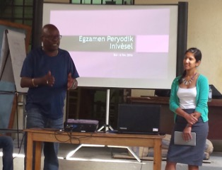 Meena UPR Presentation