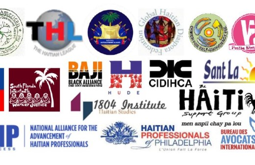 60 Haitian Diaspora Groups and Leaders Urge U.S. Support for Elections Verification