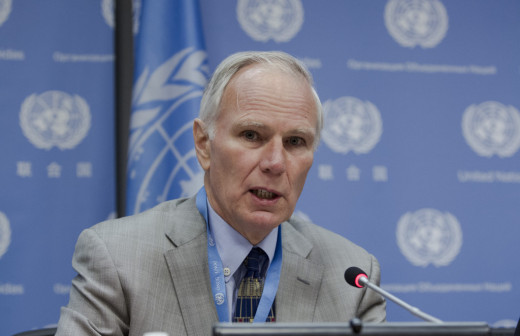 Philip Alston statement on UN responsibility for cholera in Haiti