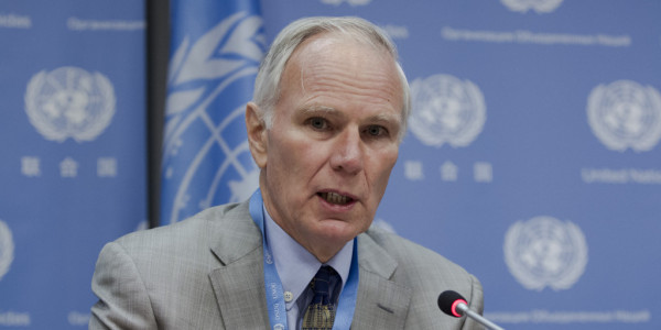 """UN human rights expert: """"UN lawyers undermine a just solution for the victims of cholera in Haiti"""""""