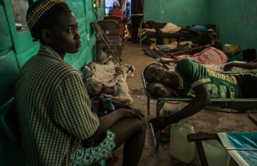 UN Falls Short of Promises to Cholera Victims