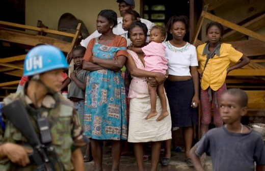 The U.N. Should Stop Ignoring Victims of Sexual Assault and Children Fathered by Peacekeepers