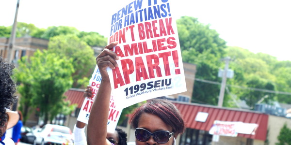 You Just Saved 50,000 Haitians from Being Deported