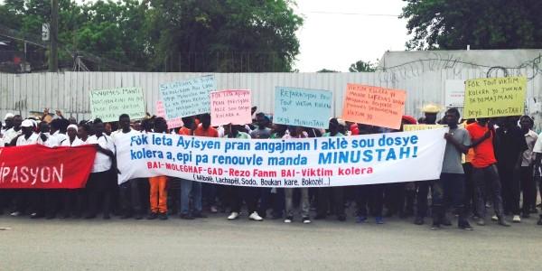 Advocates Decry UN Chief's Lack of Urgency on Haiti Cholera