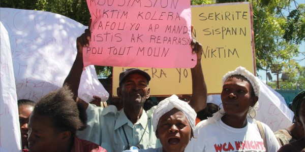 The UN's Liability for Civilian Harms: Lessons from Cholera in Haiti