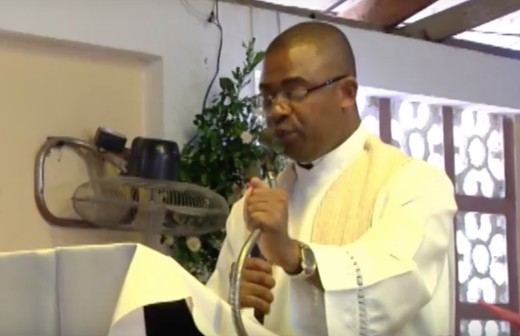 Catholic Priest Calls on Haitian Officials to Defend Cholera Victims
