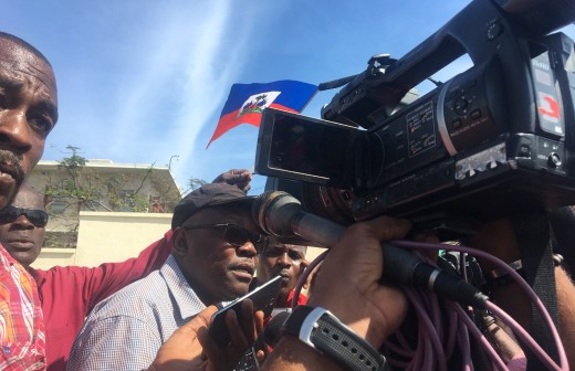 BAI and IJDH Stand up for Haitian Dignity