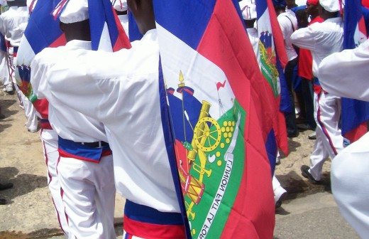 Haitian Flag a Symbol of Global Freedom and Democracy