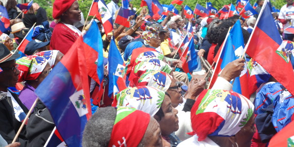 Haitian Flag: A Symbol of Global Freedom and Democracy