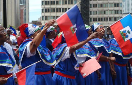 The Flag of Freedom: IJDH's Executive Director Addresses Haitian community in Rhode Island On the 215th Anniversary of Haitian Flag