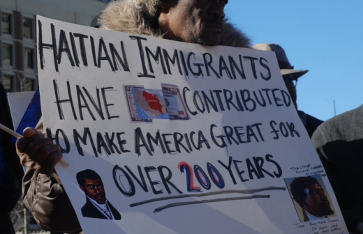 On Monday Jan 7, Attend the Trial in Brooklyn Against Trump for Racism Against Haitians!