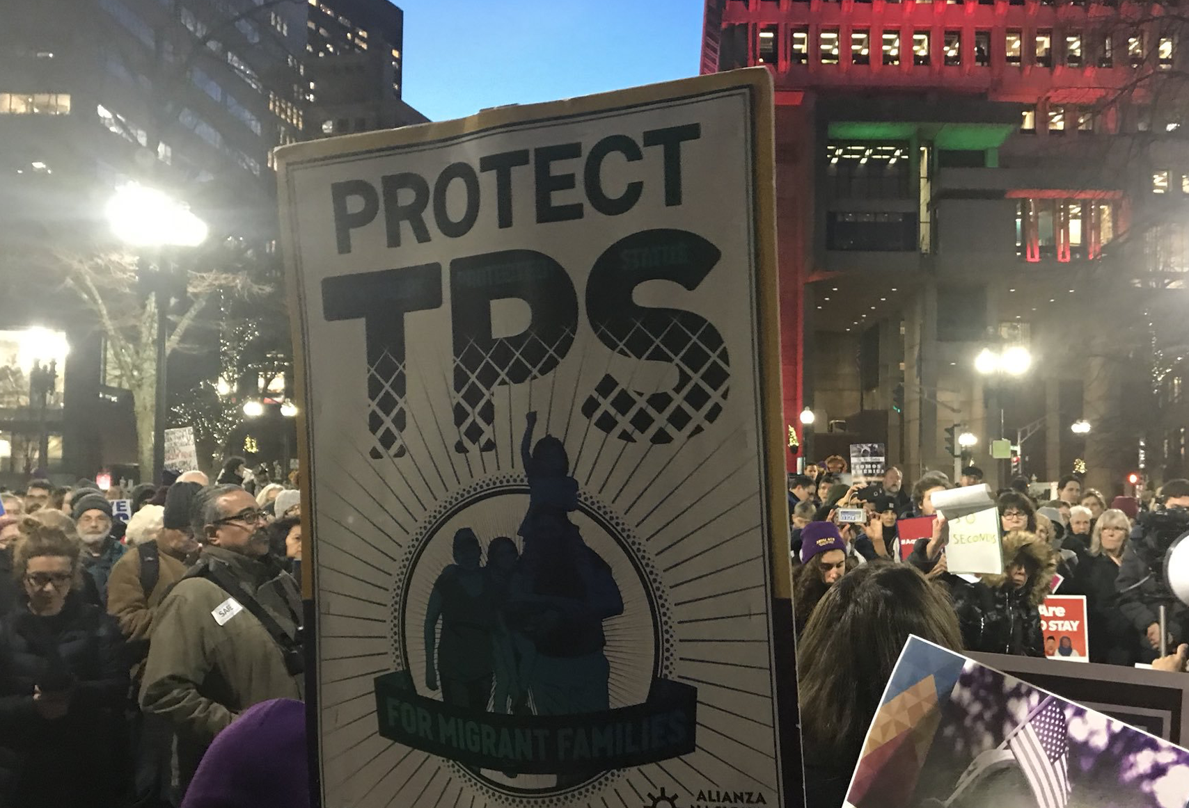 You are currently viewing Press Release: 330 Organizations and Community Leaders Urge TPS Extension