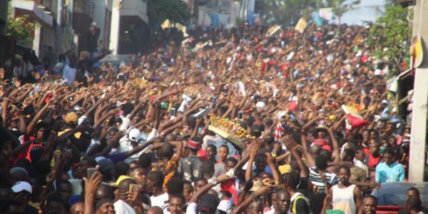 Haiti at a Crossroads: An Analysis of the Drivers Behind Haiti's Political Crisis