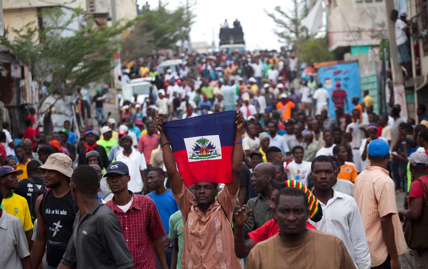 You are currently viewing The Government of Haiti must be returned to the people: Mario Joseph's Op-Ed for El Pais