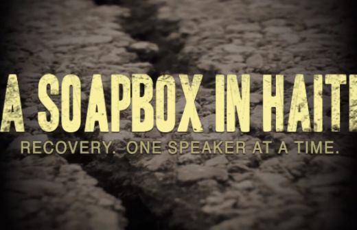 "A SOAPBOX IN HAITI presents ""Mario Joseph: Human Rights in Haiti"""