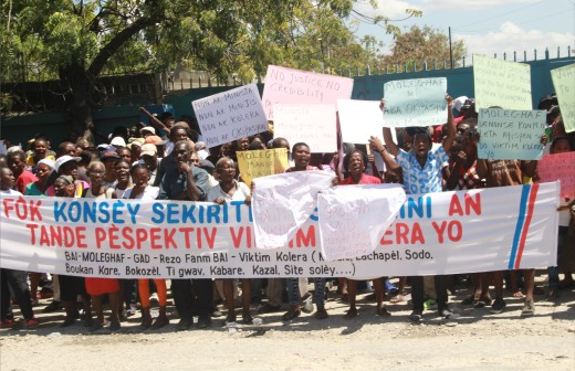 As UN Closes MINUSTAH, Advocates Condemn Accountability Failures
