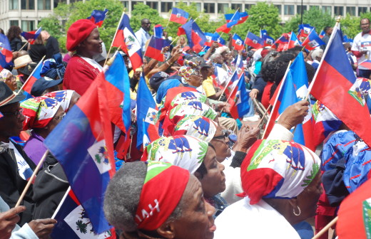 Haitian Flag: A Symbol of Global Freedom and Democracy