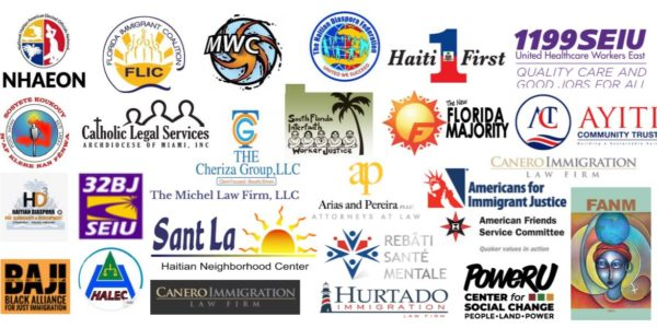 82 FL-Based Leaders' October 13 Letter to VP Biden and Senator Harris on Ten Haitian American Community Policy Priorities